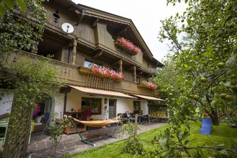 Ferienwohnung Hauser Dorfstrasse 93 Aschau Zillertal Tirol